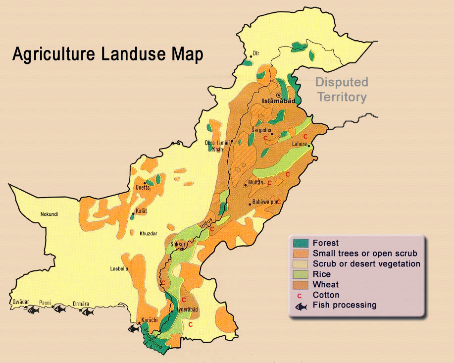 agriculture and pakistan Pakistan's agriculture sector employs more than 40 percent of the nation's workforce and is a key driver of the country's economic growth usaid has worked with pakistan to boost productivity by developing new crop varieties and improving management practices.